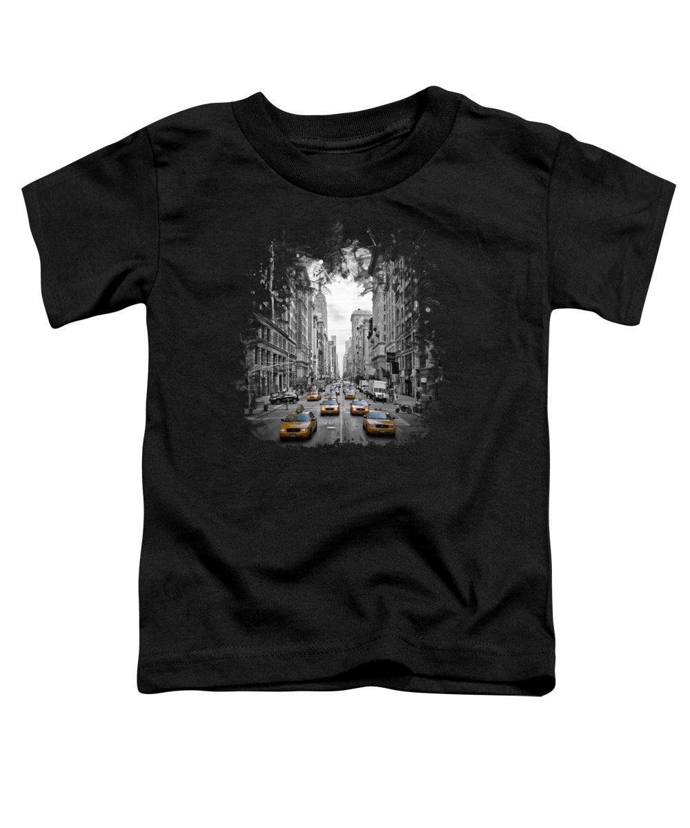 Broadway Toddler T-Shirts