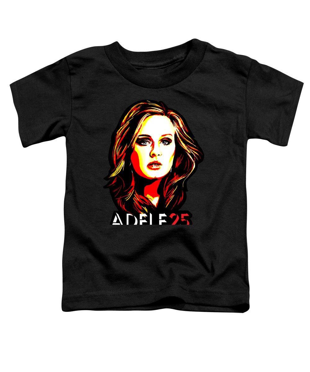 Adele Toddler T-Shirts