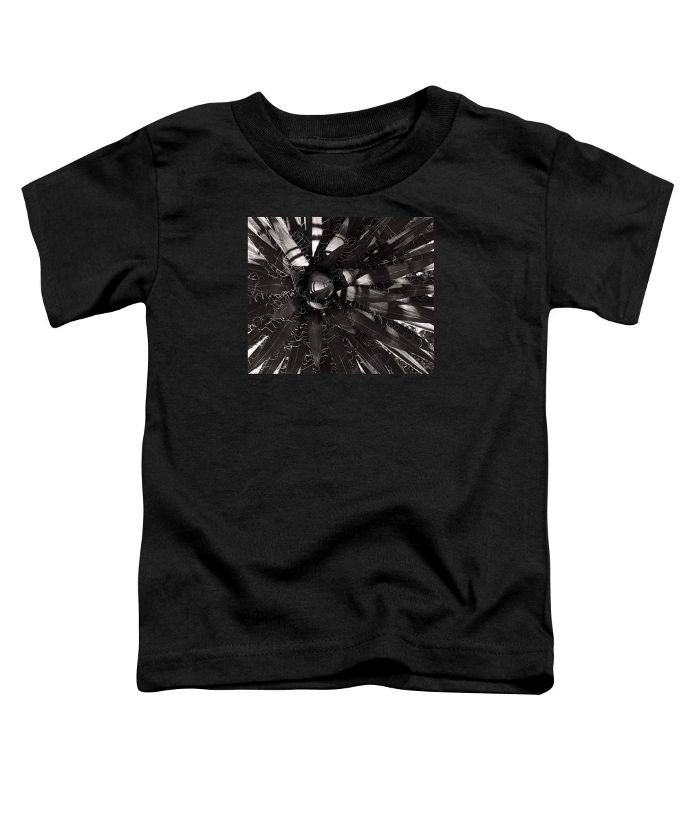 Agave Toddler T-Shirt featuring the photograph Agave by Steve Bisgrove