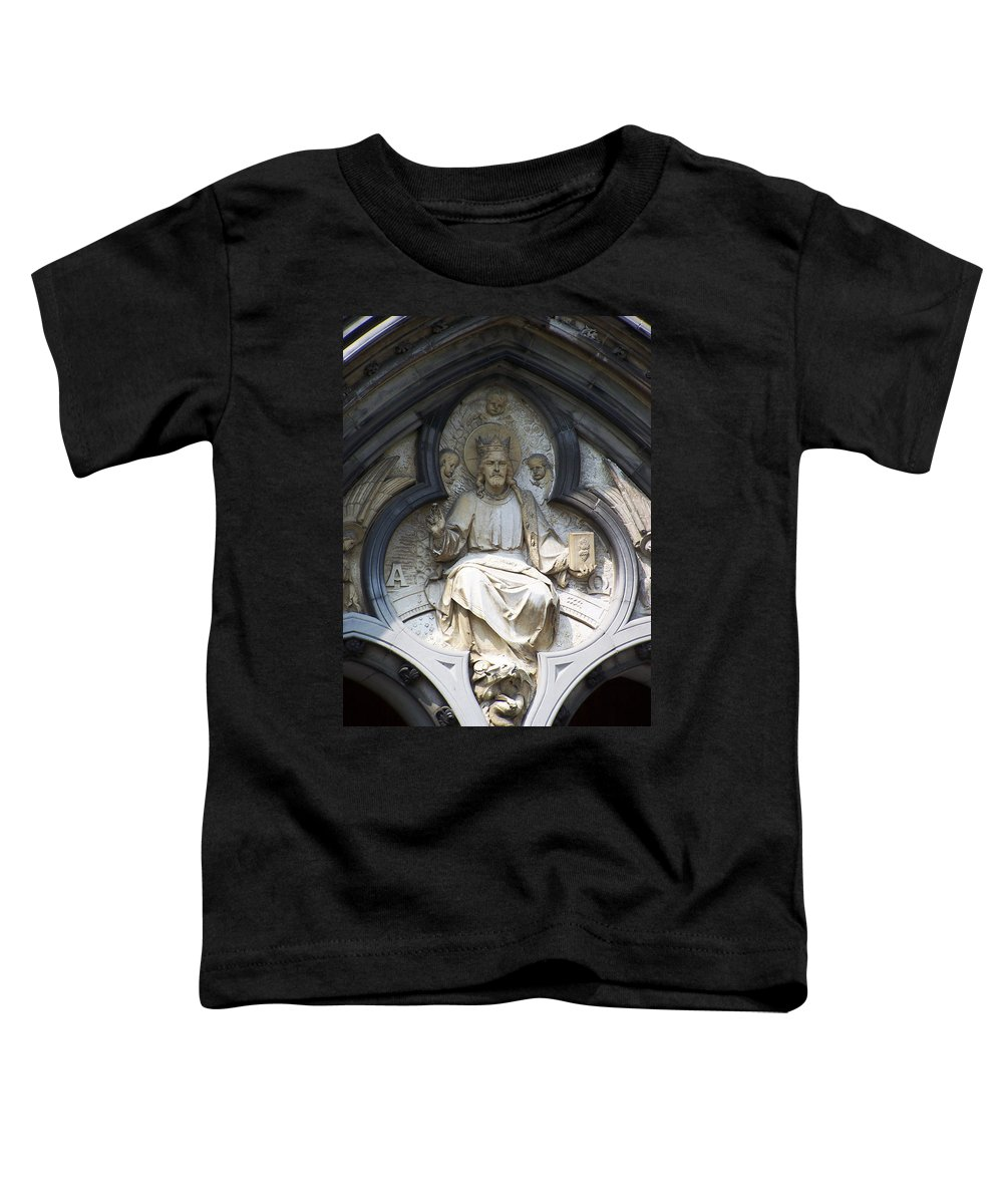Ireland Toddler T-Shirt featuring the photograph Alpha And Omega by Teresa Mucha