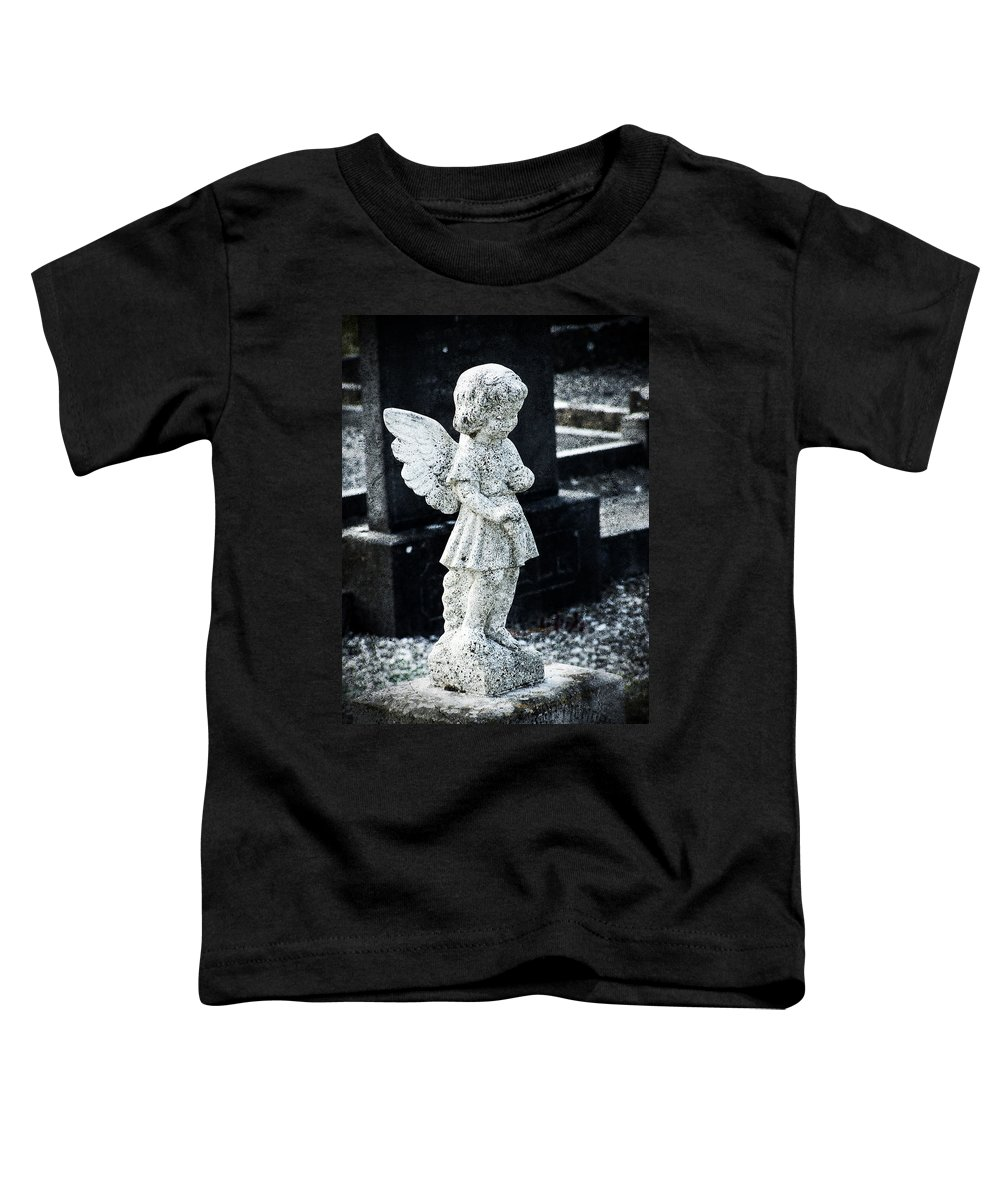 Ireland Toddler T-Shirt featuring the photograph Angel In Roscommon No 3 by Teresa Mucha