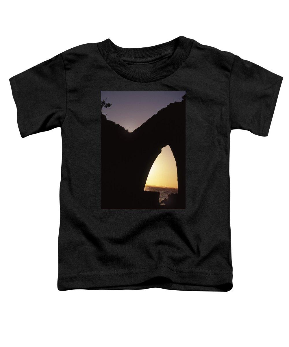 Bahia Toddler T-Shirt featuring the photograph Bahian Sunset by Patrick Klauss