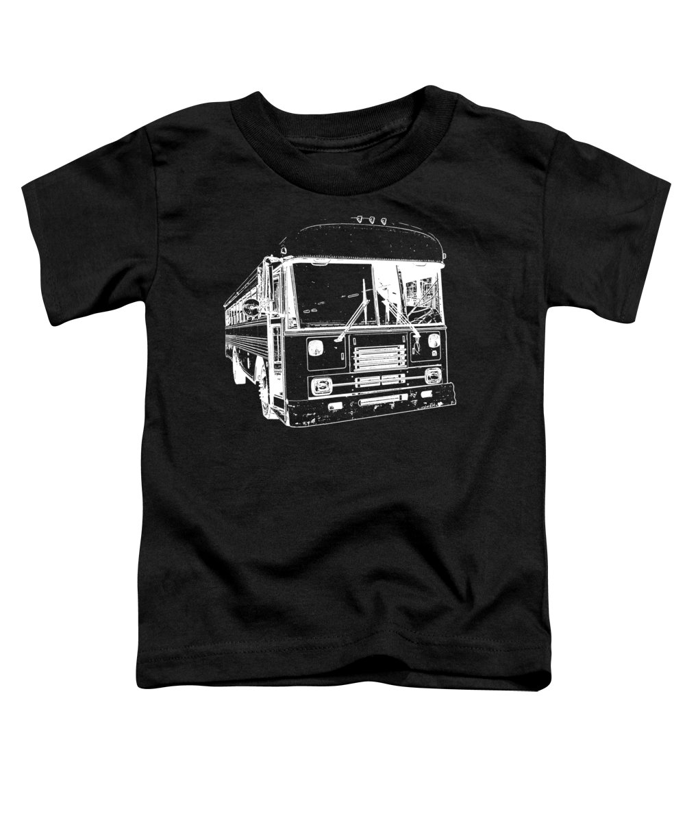 Vintage Auto Drawings Toddler T-Shirts
