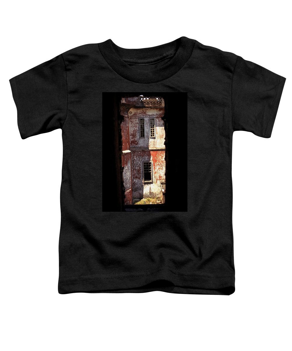 Bokor Toddler T-Shirt featuring the photograph Bokor by Patrick Klauss