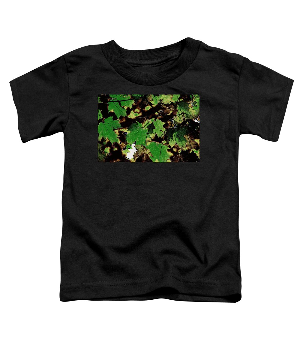 Landscape Toddler T-Shirt featuring the photograph Chocolate Pudding by Ed Smith