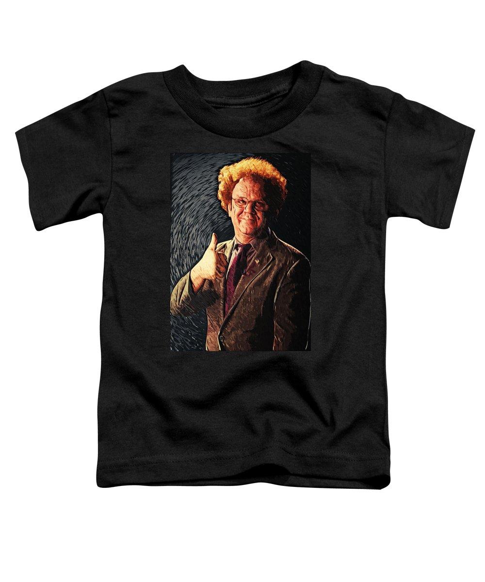 Dr. Steve Brule Toddler T-Shirts