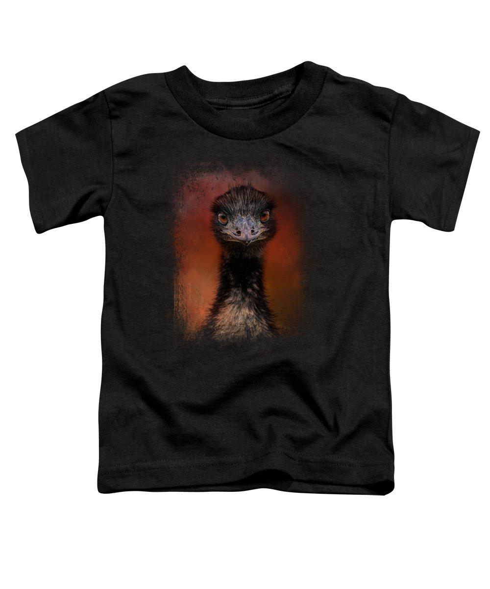 Emu Toddler T-Shirts