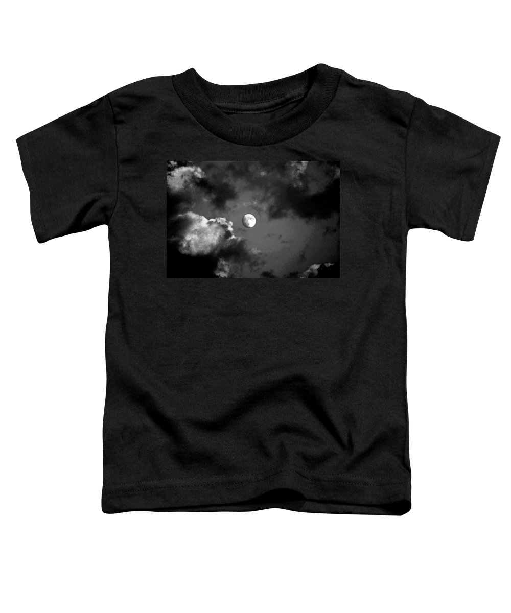 Sky Toddler T-Shirt featuring the photograph Eye In The Sky by Steve Karol