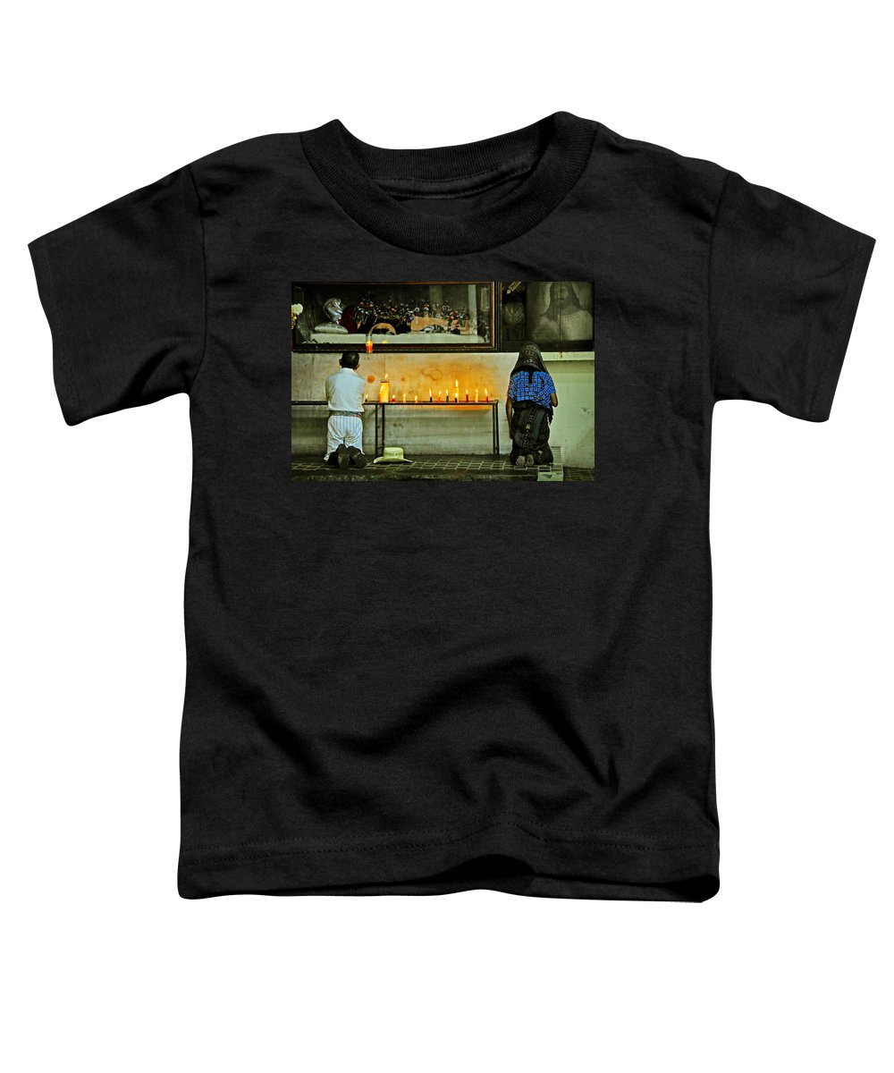Skip Hunt Toddler T-Shirt featuring the photograph Faith by Skip Hunt