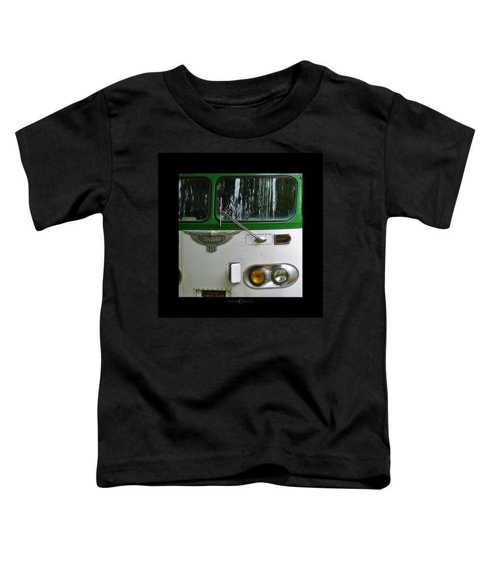Flxible Toddler T-Shirt featuring the photograph Flxible by Tim Nyberg