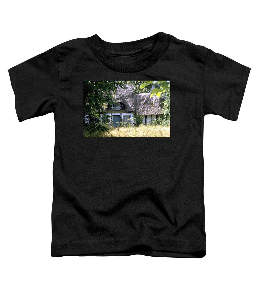Denmark Toddler T-Shirt featuring the photograph Hidden Beauty by Flavia Westerwelle