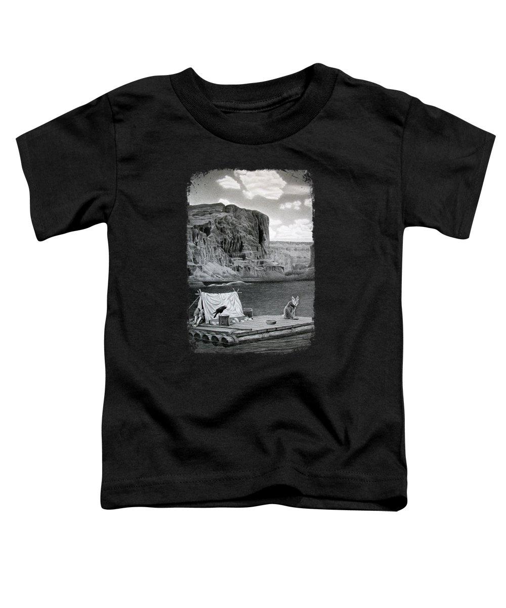 Raft Toddler T-Shirts
