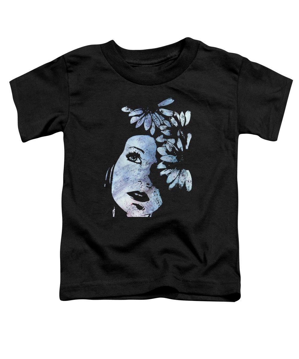 Daisy Toddler T-Shirts