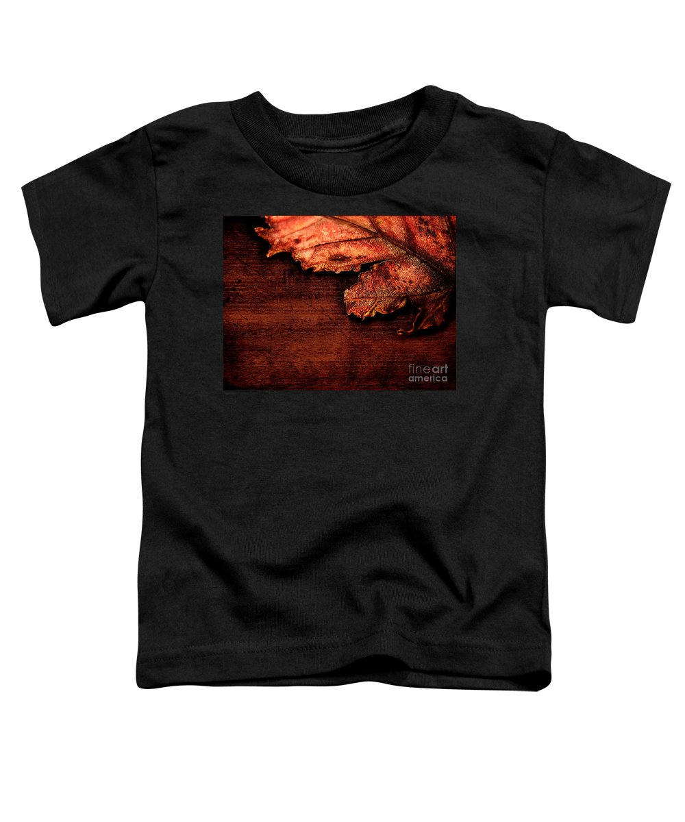Red Toddler T-Shirt featuring the photograph Let Me Hold You... by Dana DiPasquale