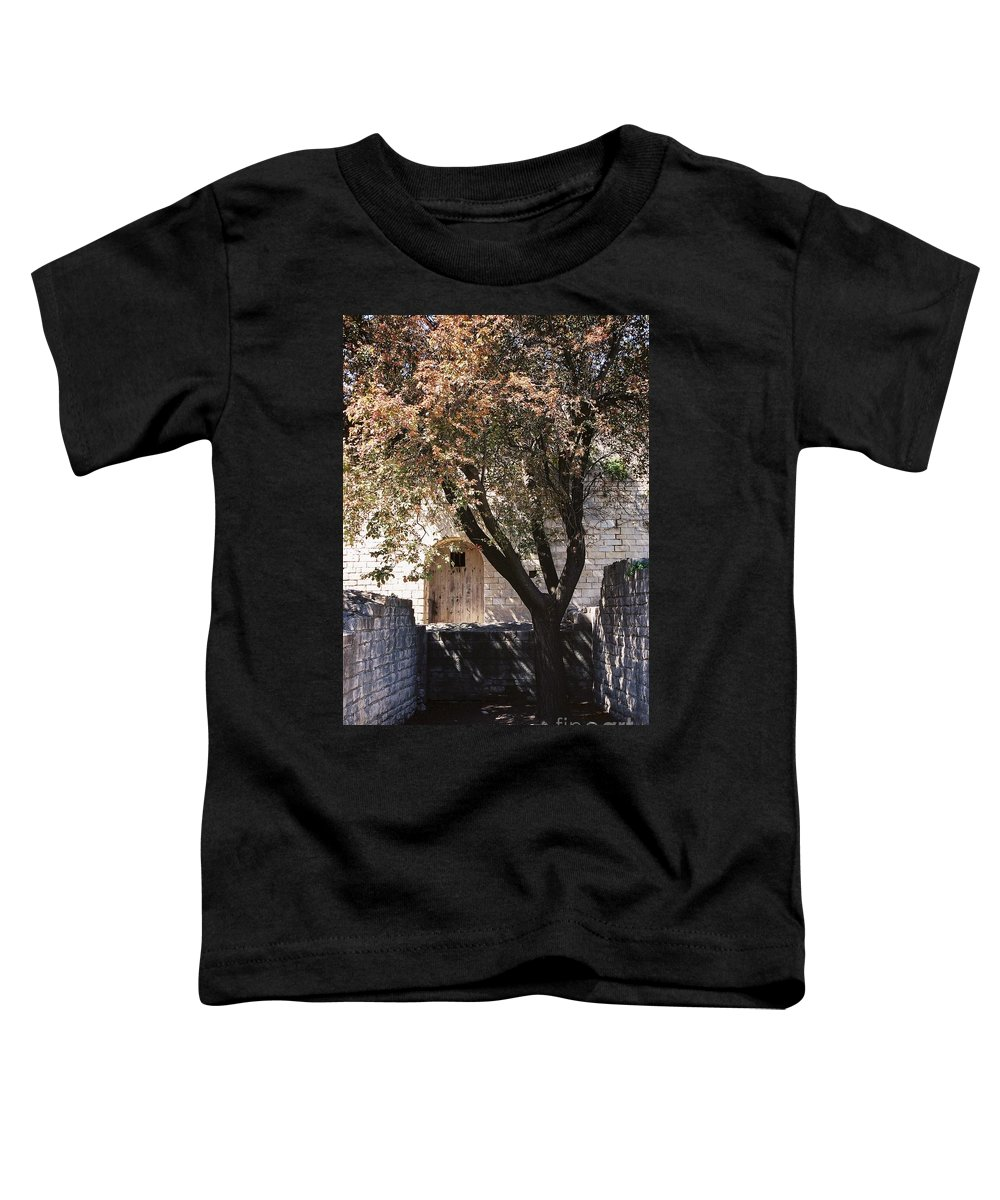 Life Toddler T-Shirt featuring the photograph Life And Death by Nadine Rippelmeyer