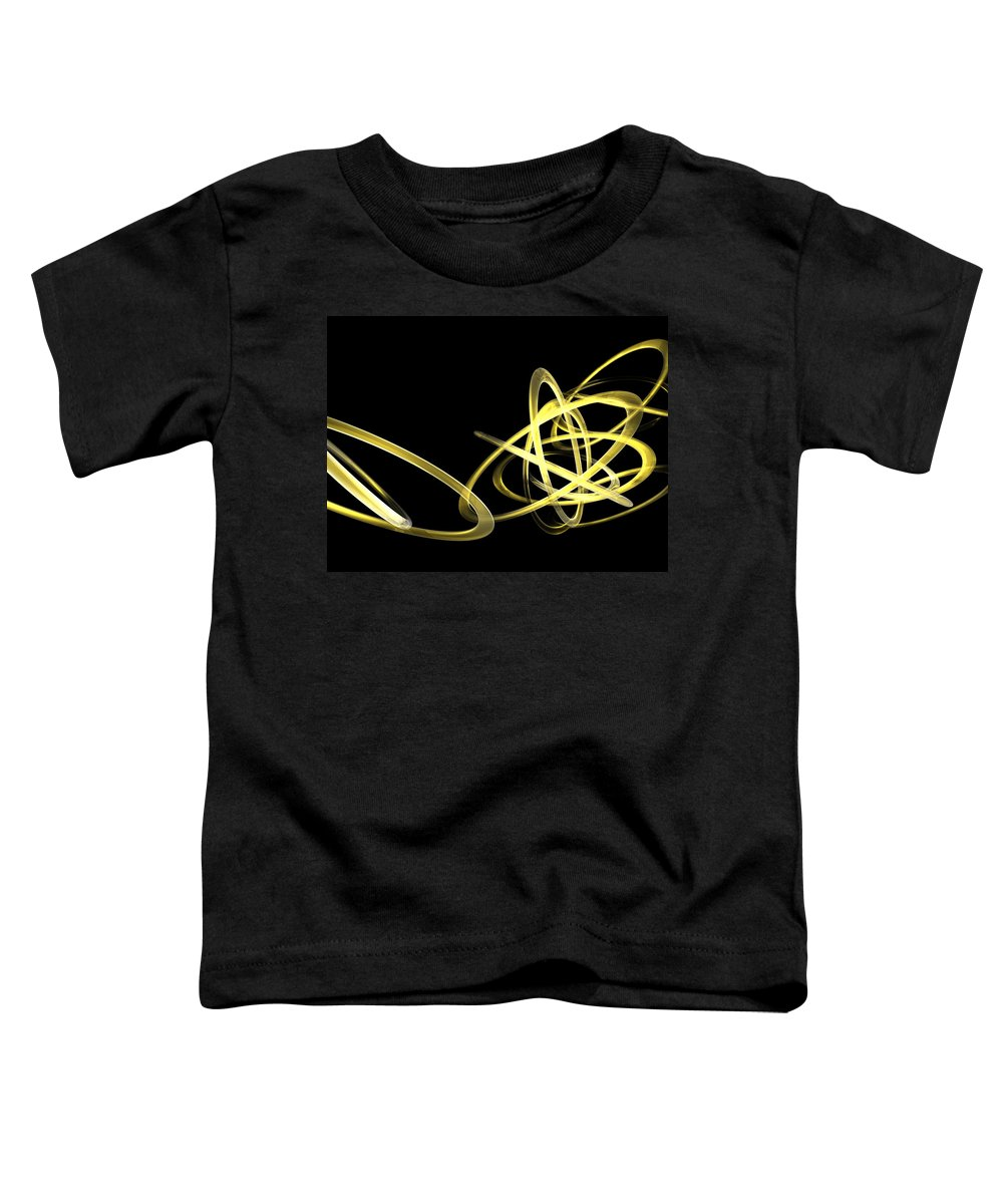 Yellow Toddler T-Shirt featuring the photograph Light Yellow by Scott Piers