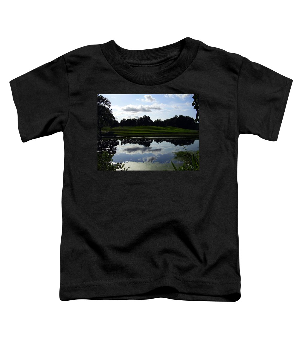 Middleton Place Toddler T-Shirt featuring the photograph Middleton Place II by Flavia Westerwelle