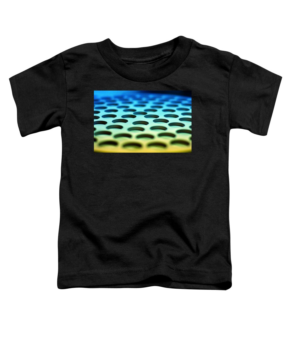 Industrial Toddler T-Shirt featuring the photograph Mothership by Skip Hunt