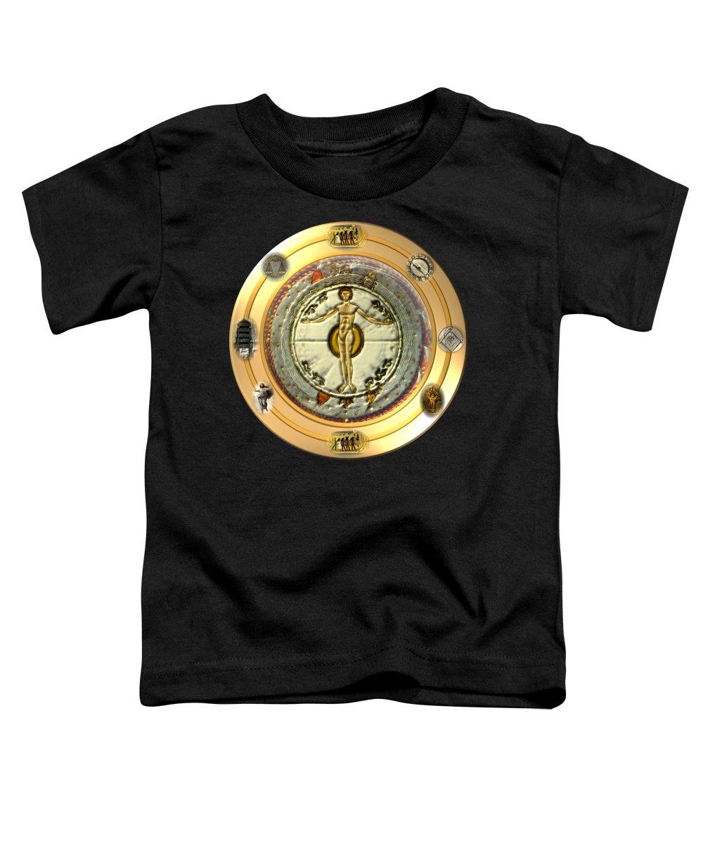 Mythology Toddler T-Shirts