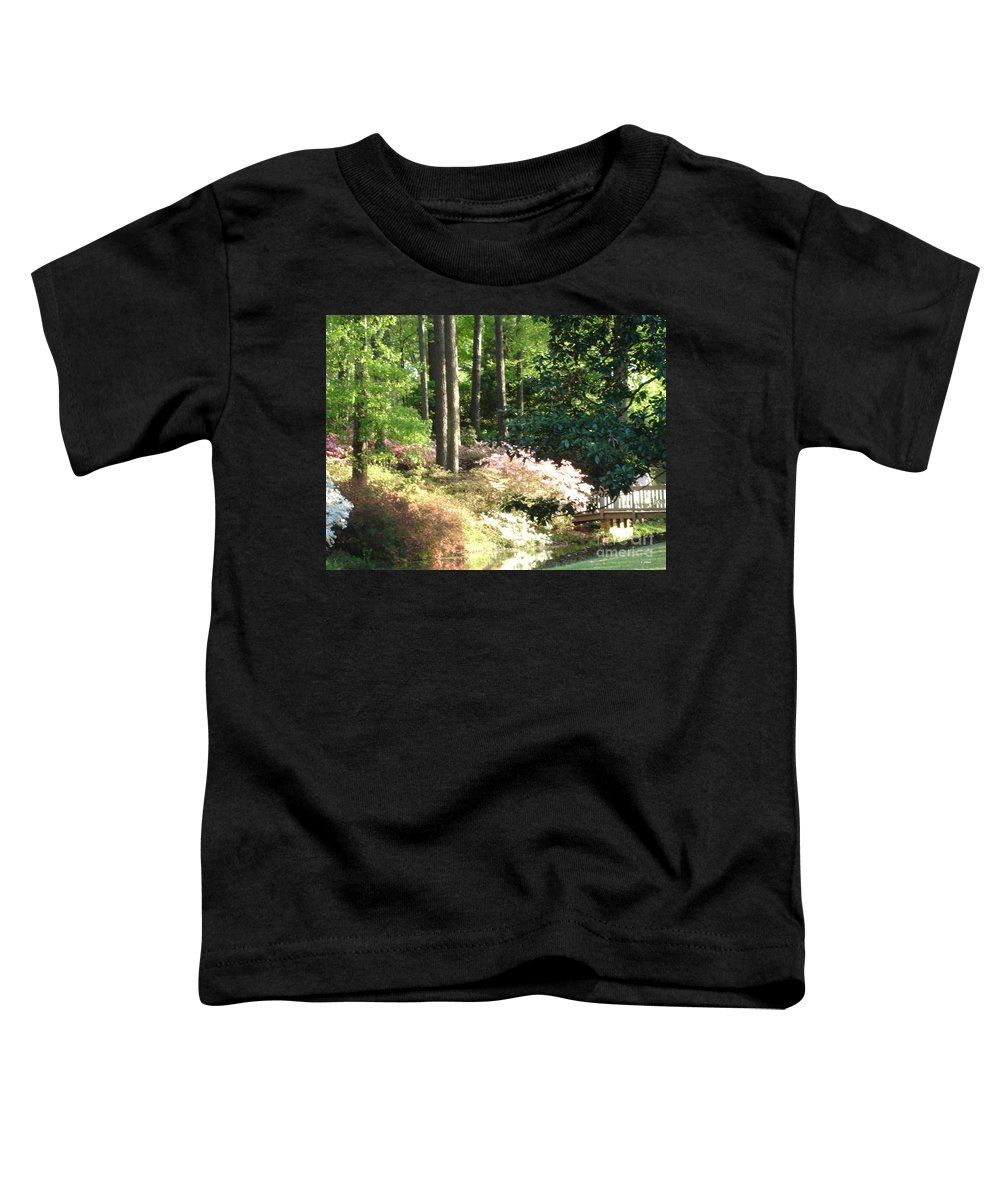 Photography Toddler T-Shirt featuring the photograph Nature by Shelley Jones