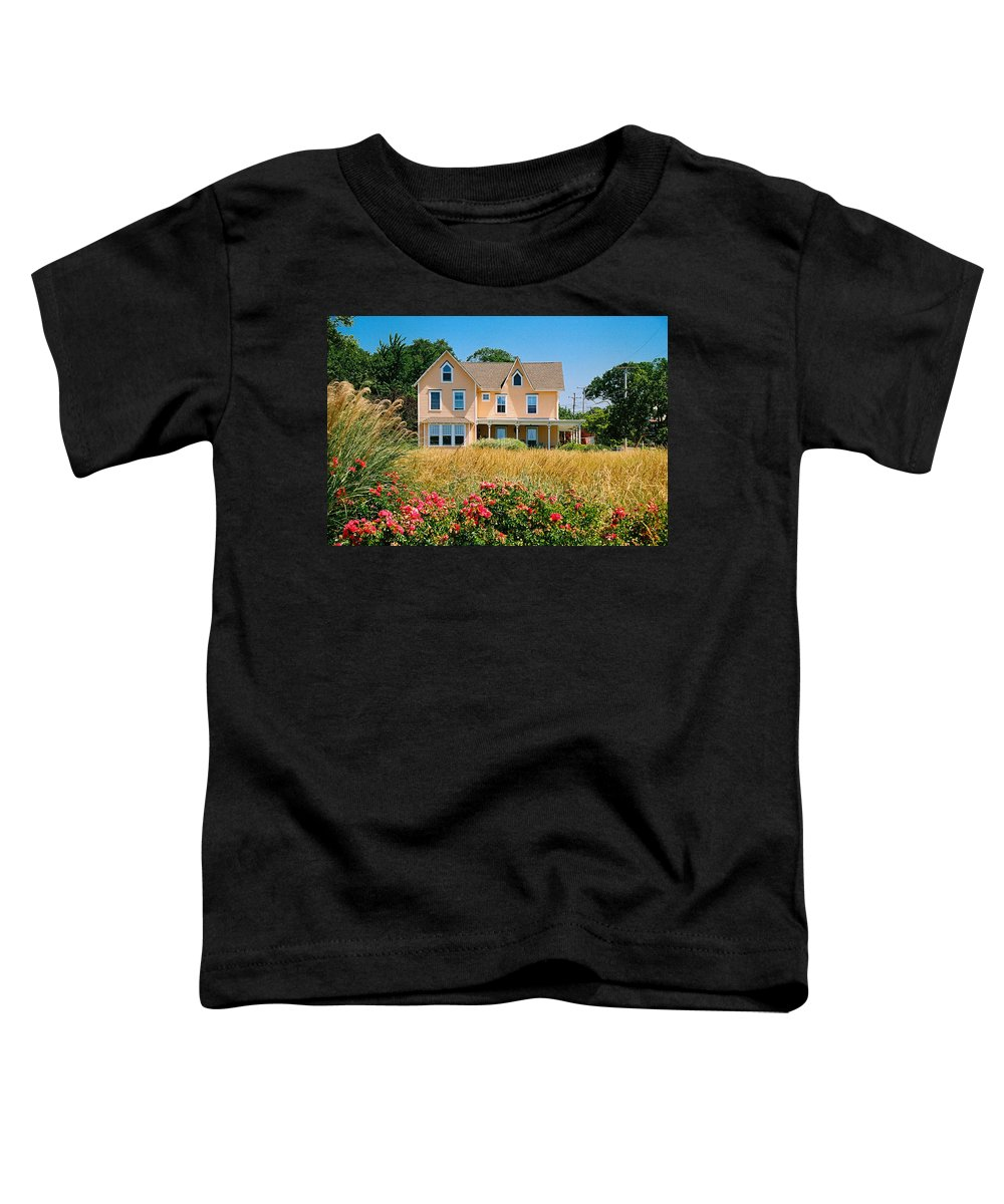 Landscape Toddler T-Shirt featuring the photograph New Jersey Landscape by Steve Karol