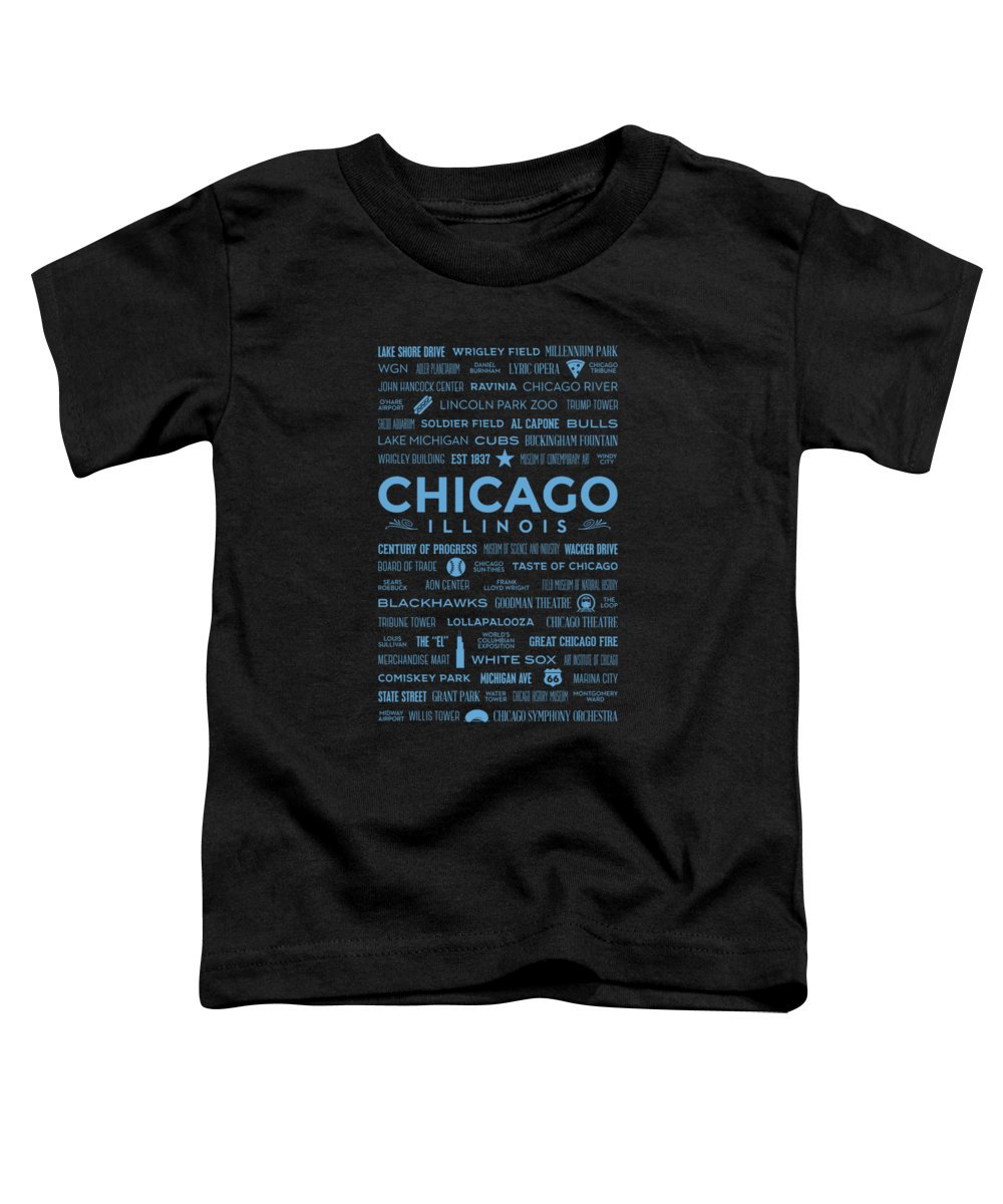 Soldier Field Toddler T-Shirts