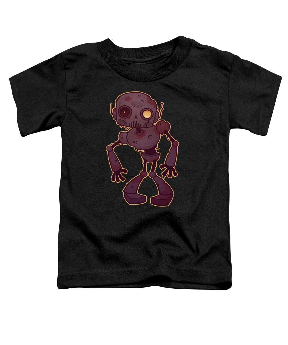 Living Dead Toddler T-Shirts