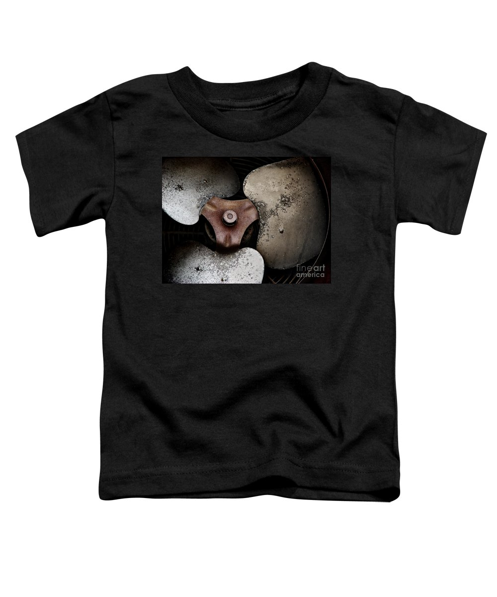Old Toddler T-Shirt featuring the photograph Scars Never Cease To Be So Beautiful To Me by Dana DiPasquale