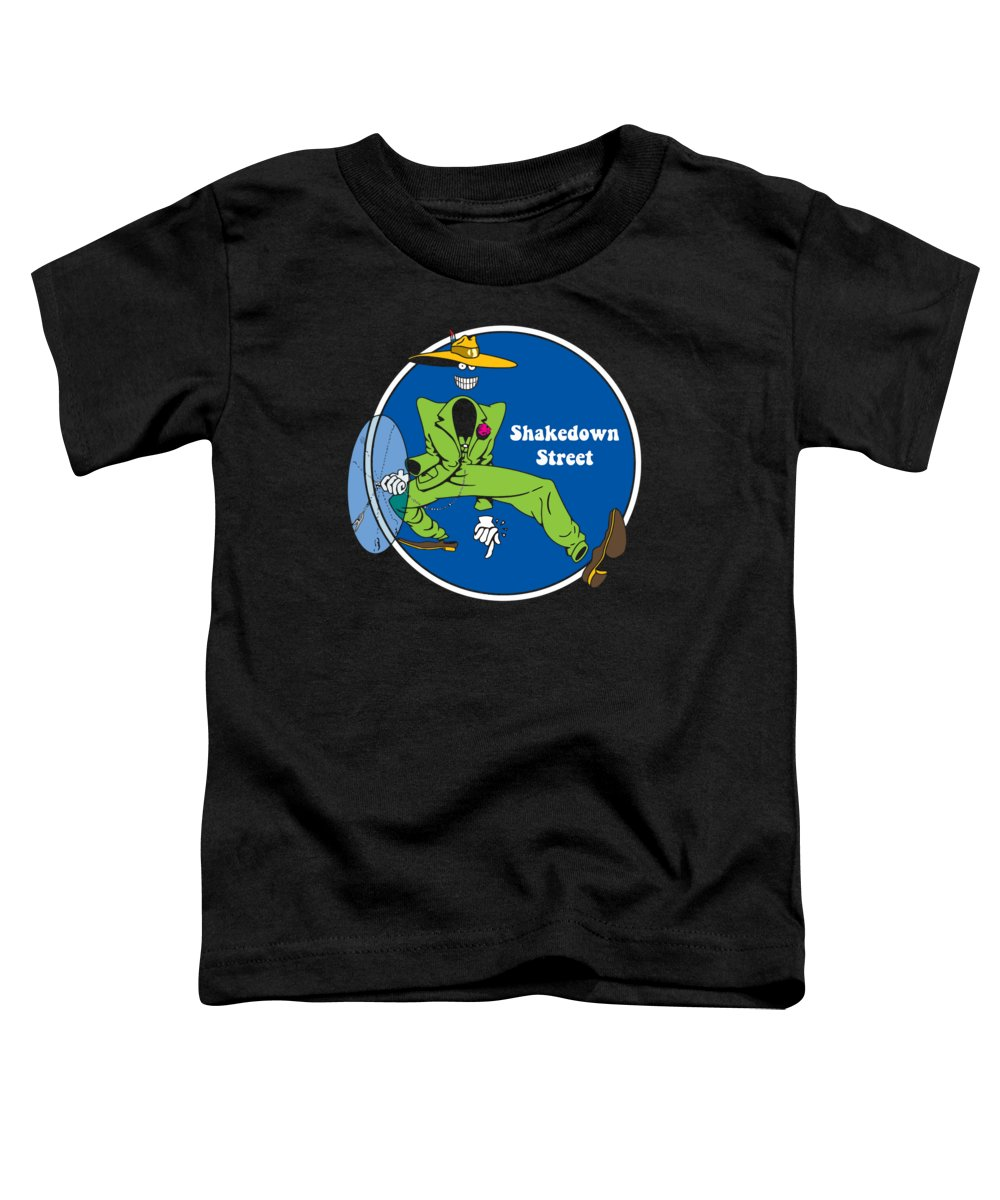 Art In America Toddler T-Shirts