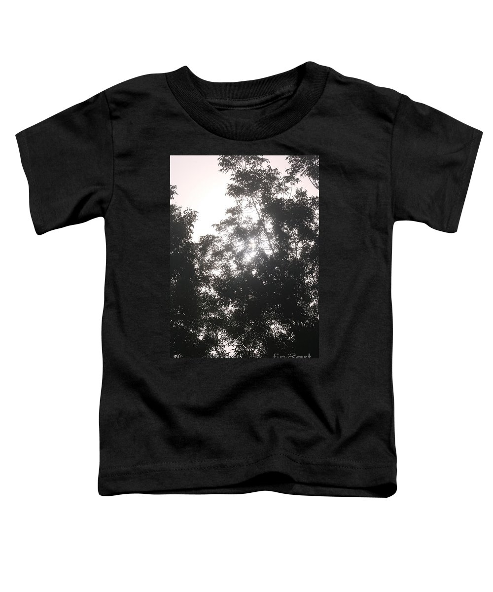 Light Toddler T-Shirt featuring the photograph Soft Light by Nadine Rippelmeyer