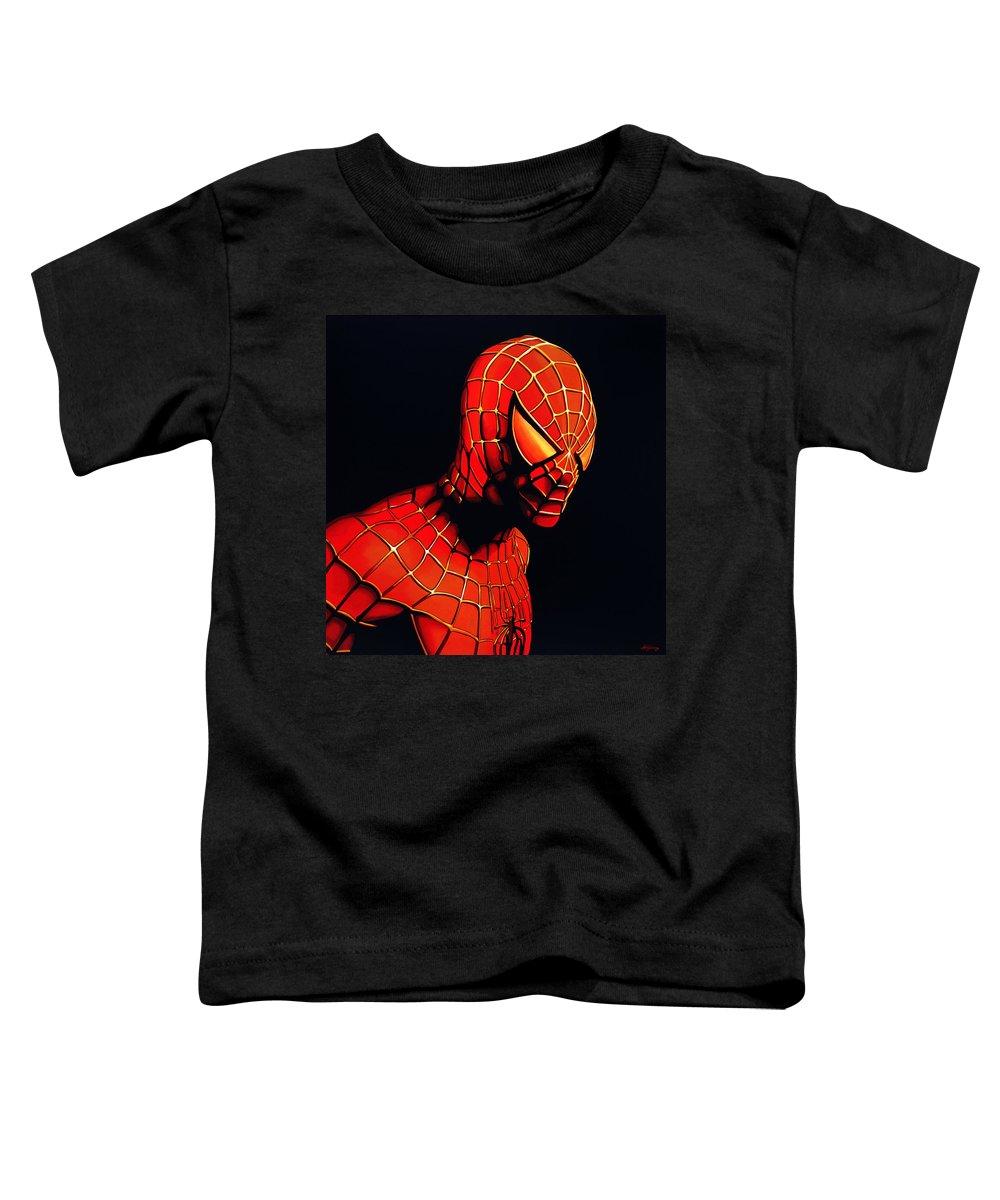 Avengers 3 Toddler T-Shirts