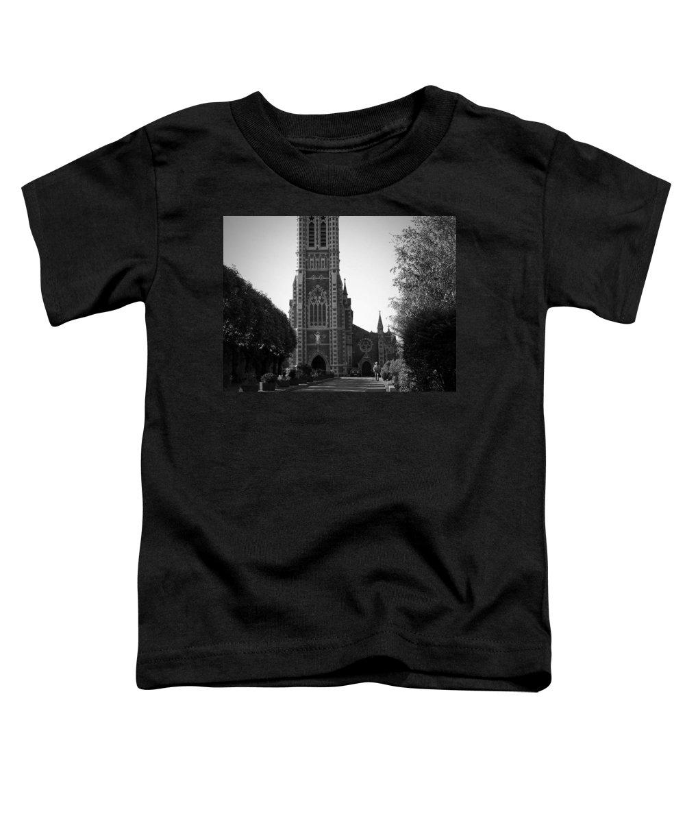 Irish Toddler T-Shirt featuring the photograph St. John's Church Tralee Ireland by Teresa Mucha