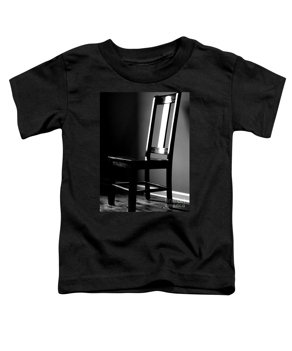 Stillness Toddler T-Shirt featuring the photograph Still by Amanda Barcon
