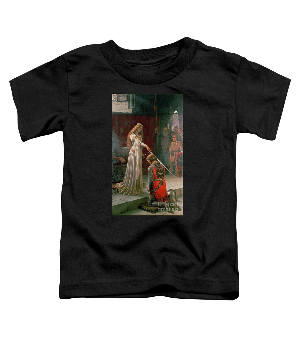 Ruler Paintings Toddler T-Shirts