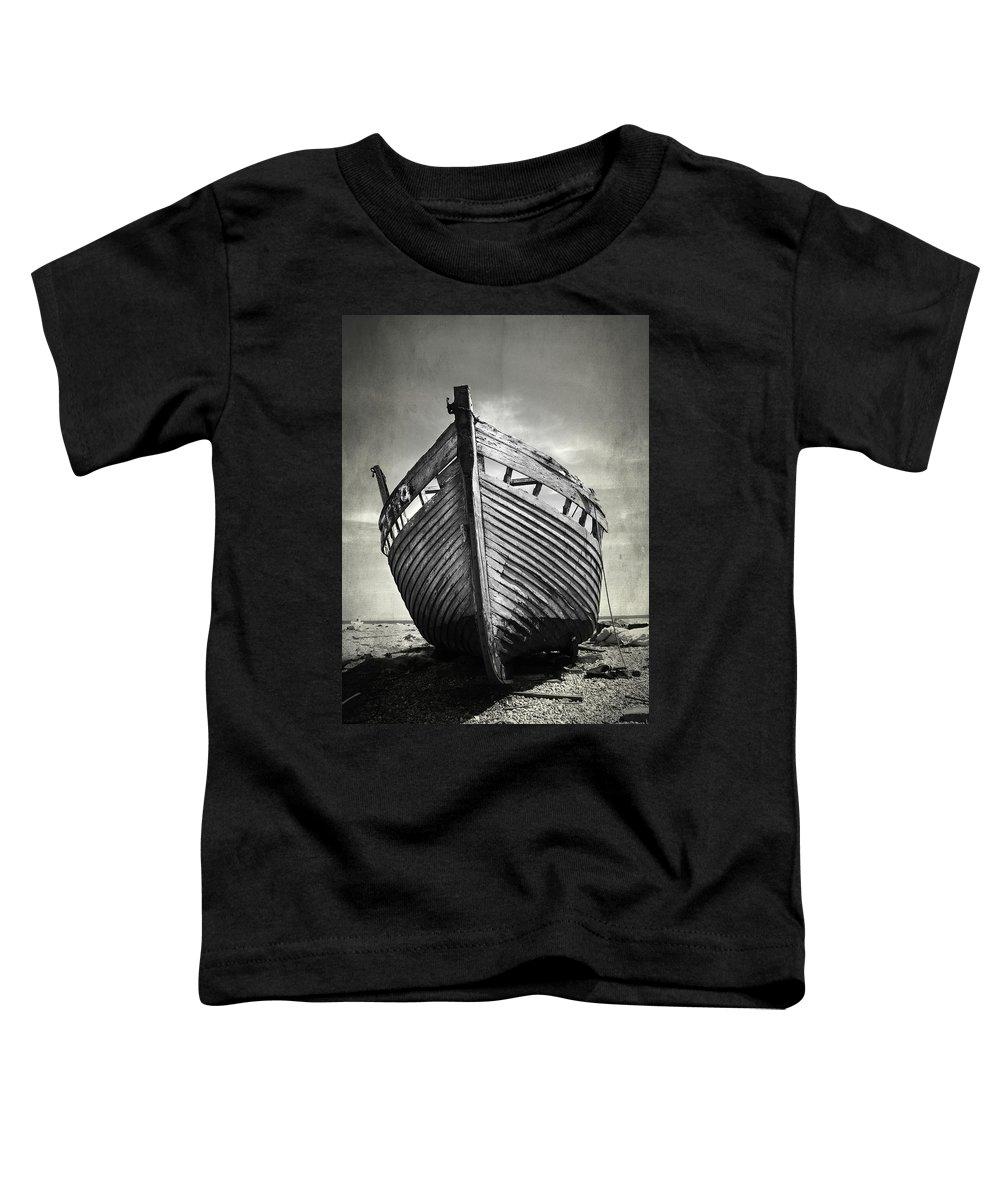 Shipwreck Photographs Toddler T-Shirts