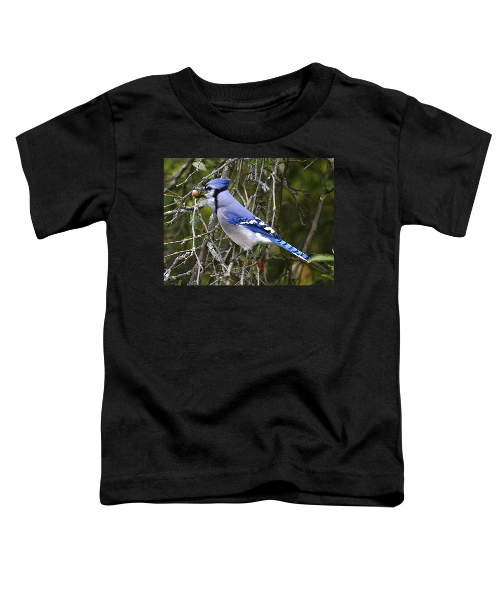 Bird Toddler T-Shirt featuring the photograph The Gathering by Robert Pearson