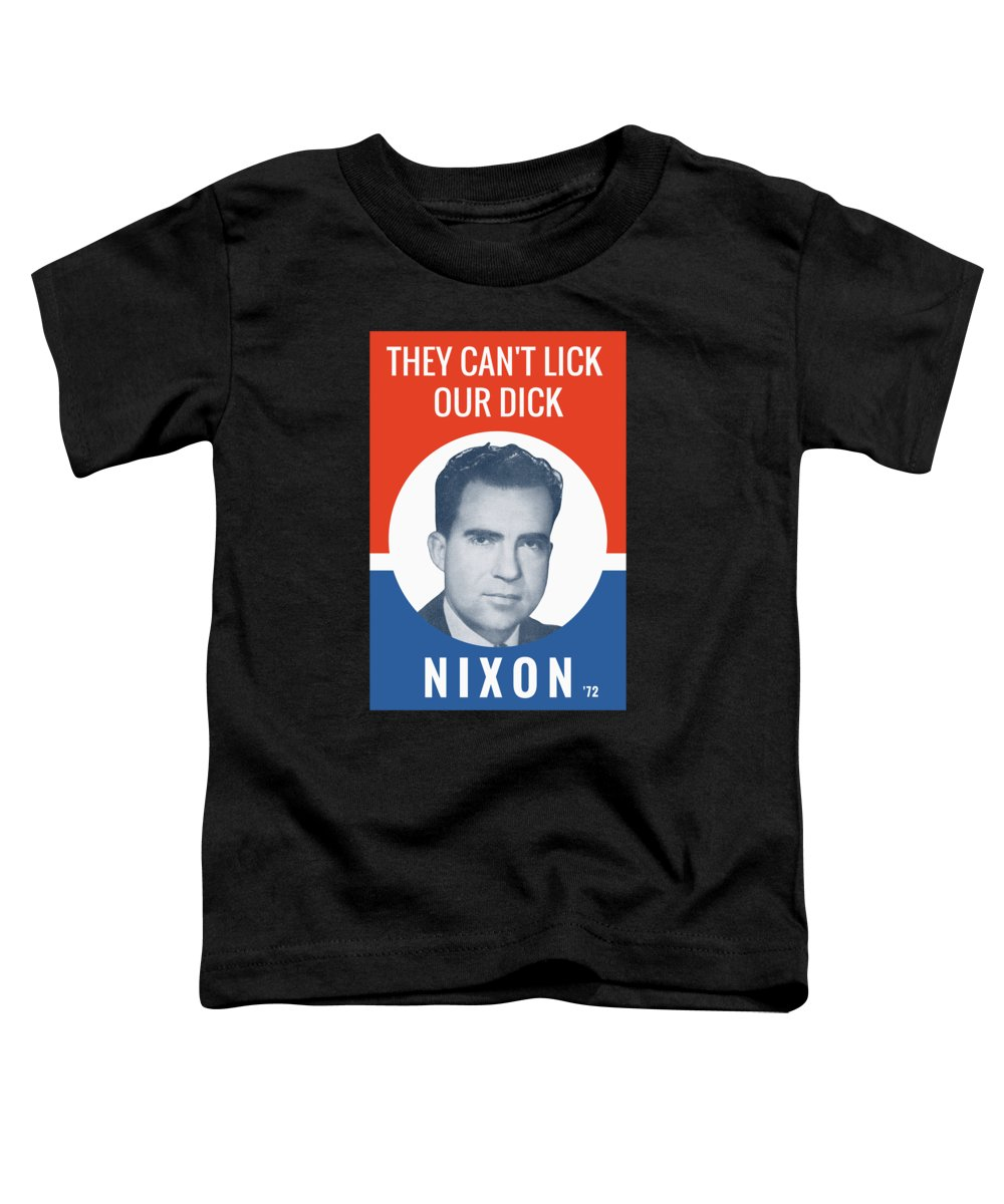 American Presidents Toddler T-Shirts