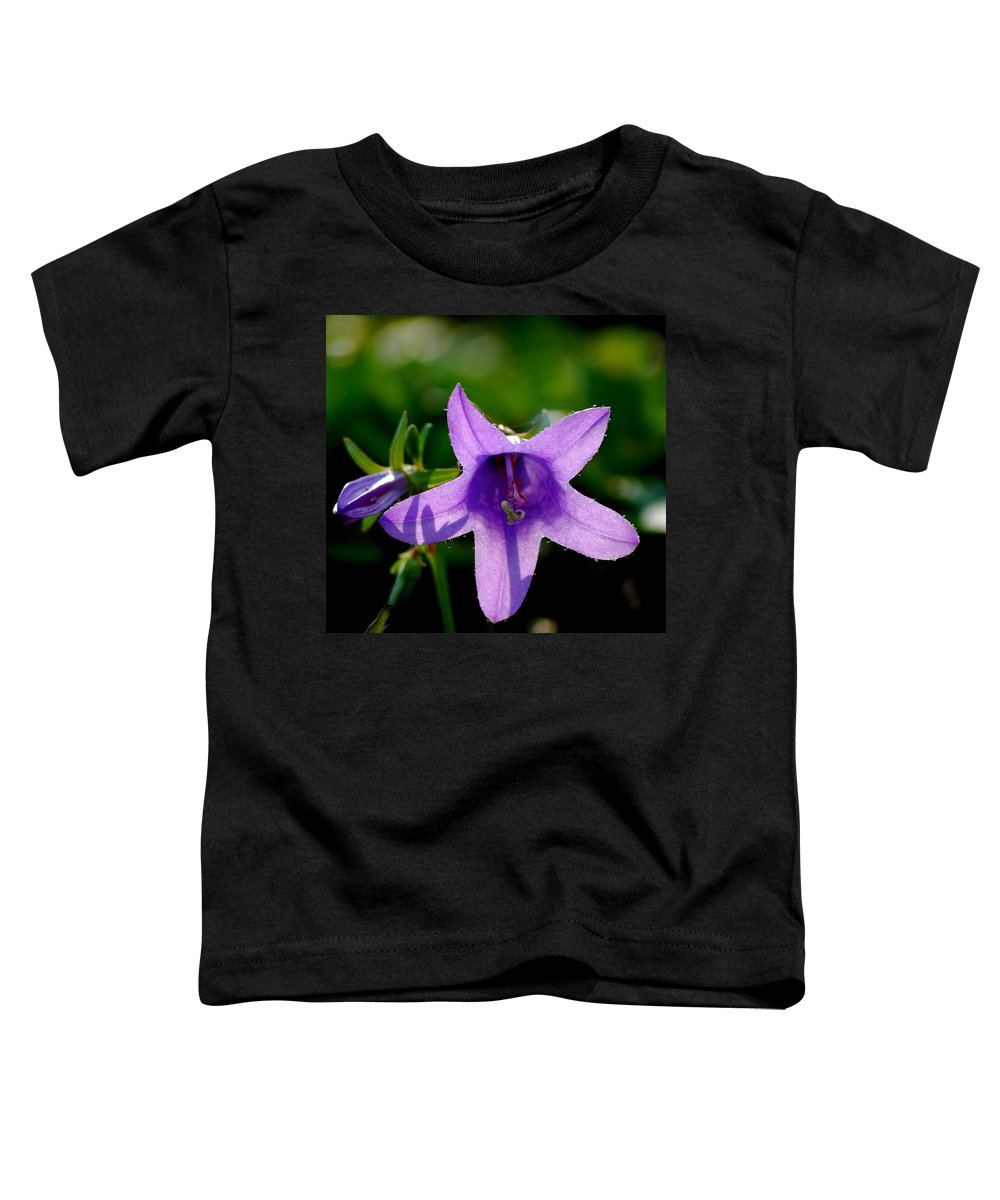 Digital Photography Toddler T-Shirt featuring the digital art Translucent by David Lane