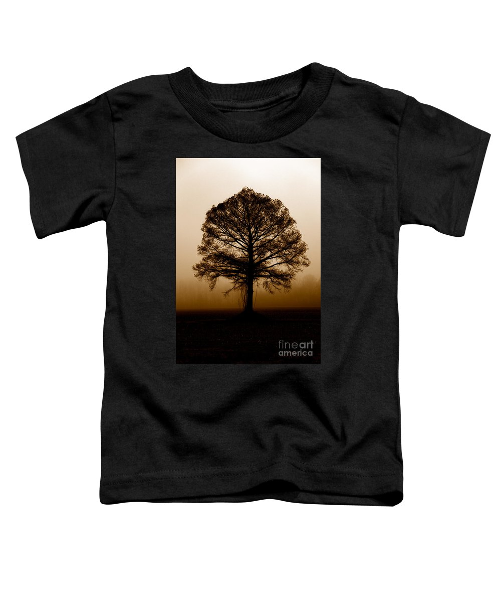 Trees Toddler T-Shirt featuring the photograph Tree by Amanda Barcon