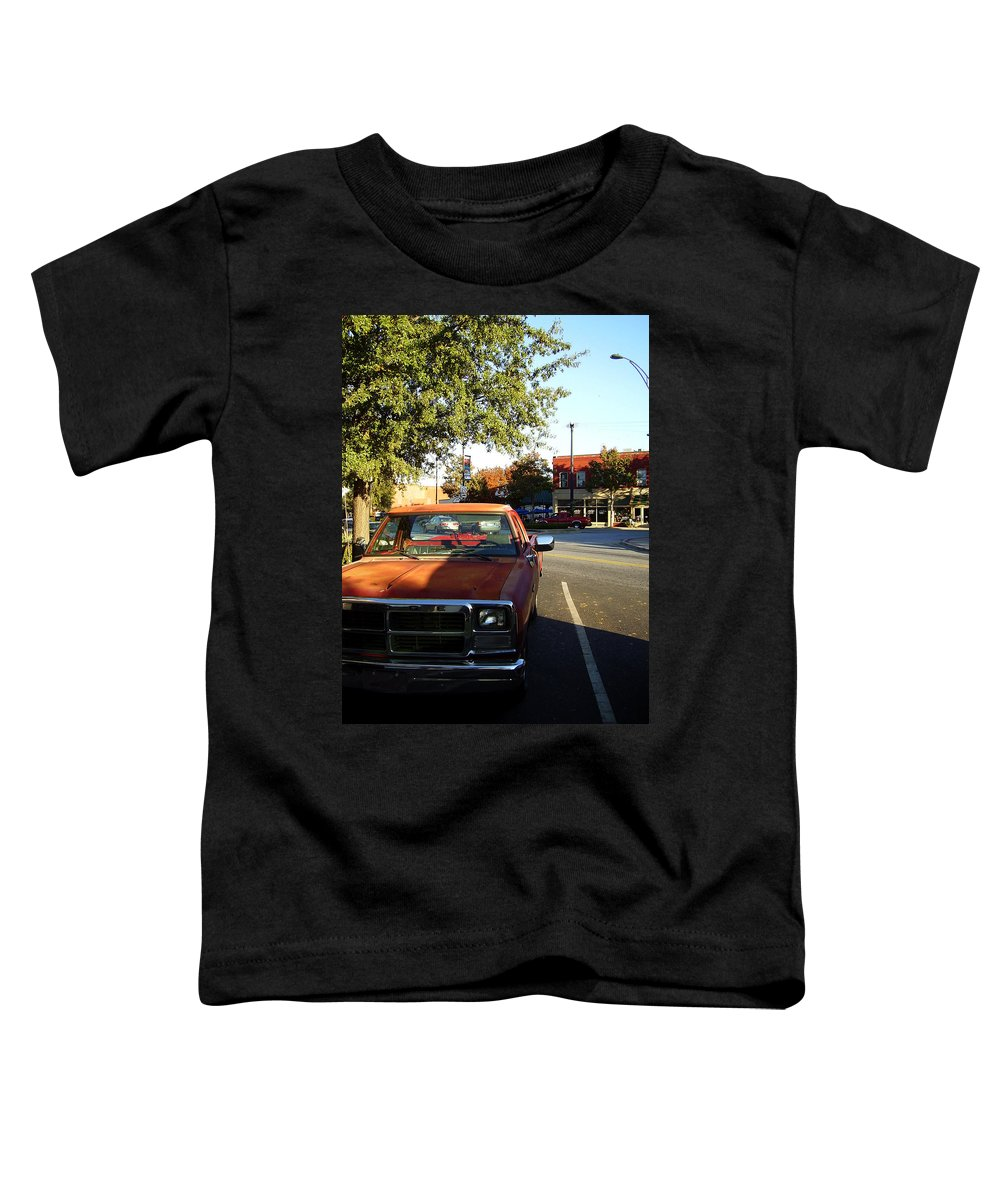 West End Toddler T-Shirt featuring the photograph West End by Flavia Westerwelle