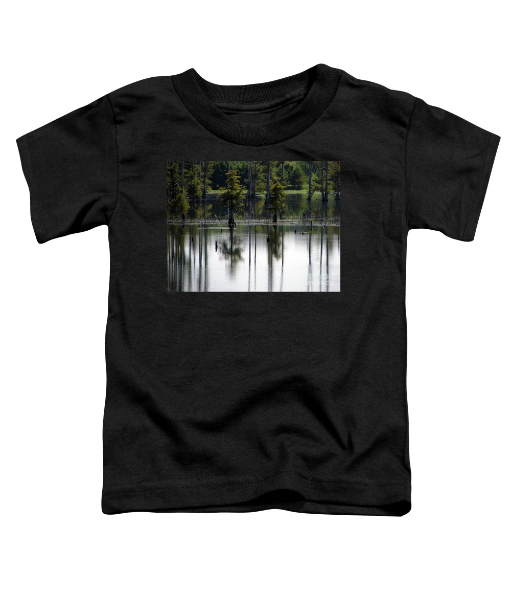 Wetlands Toddler T-Shirt featuring the photograph Wetland by Amanda Barcon