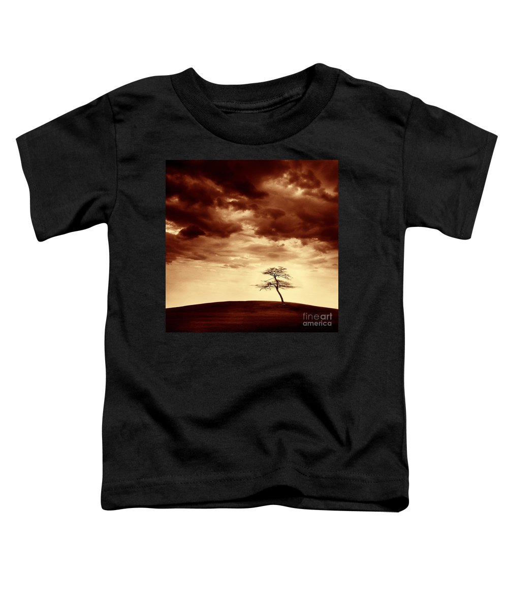 Tree Toddler T-Shirt featuring the photograph What Will Be The Legacy by Dana DiPasquale