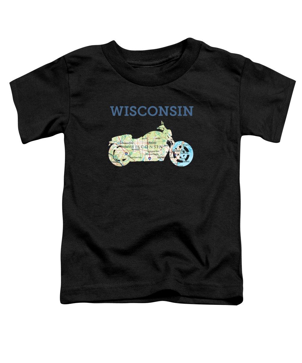 Beam Digital Art Toddler T-Shirts