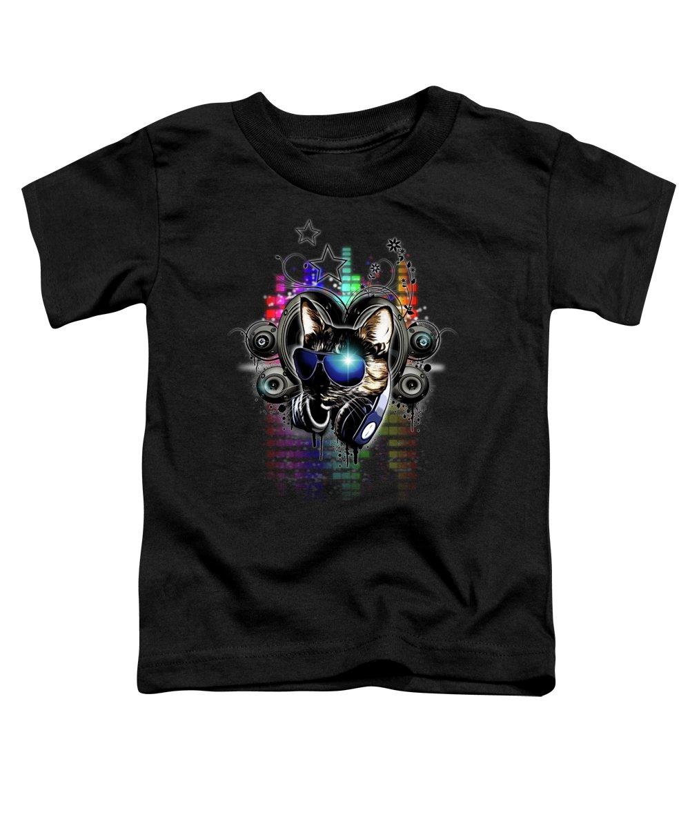 Cool Toddler T-Shirts