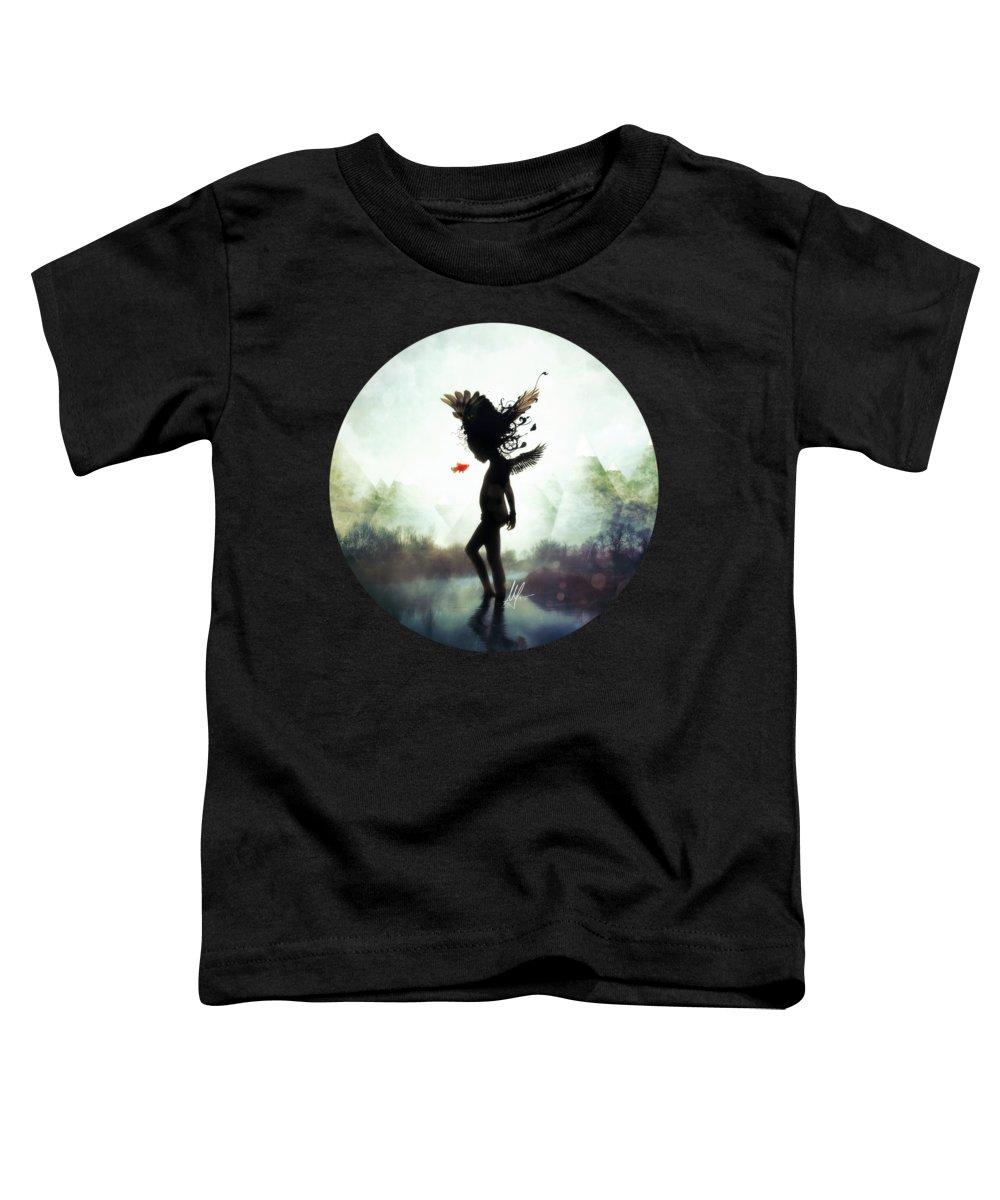 Fantasy Toddler T-Shirts