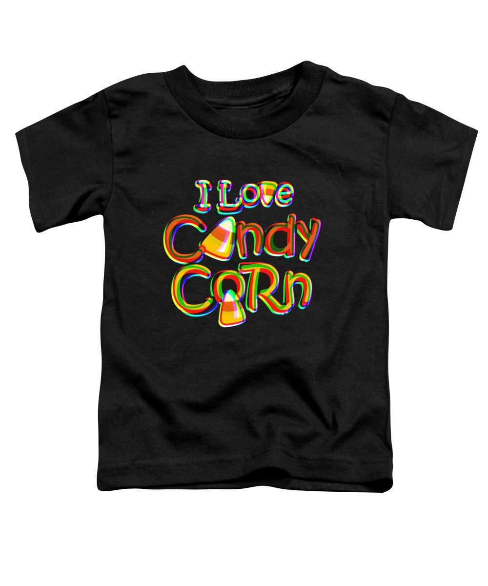 Designs Similar to I Love Candy Corn Colorful