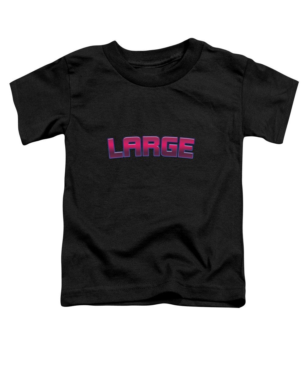 Large City Toddler T-Shirts