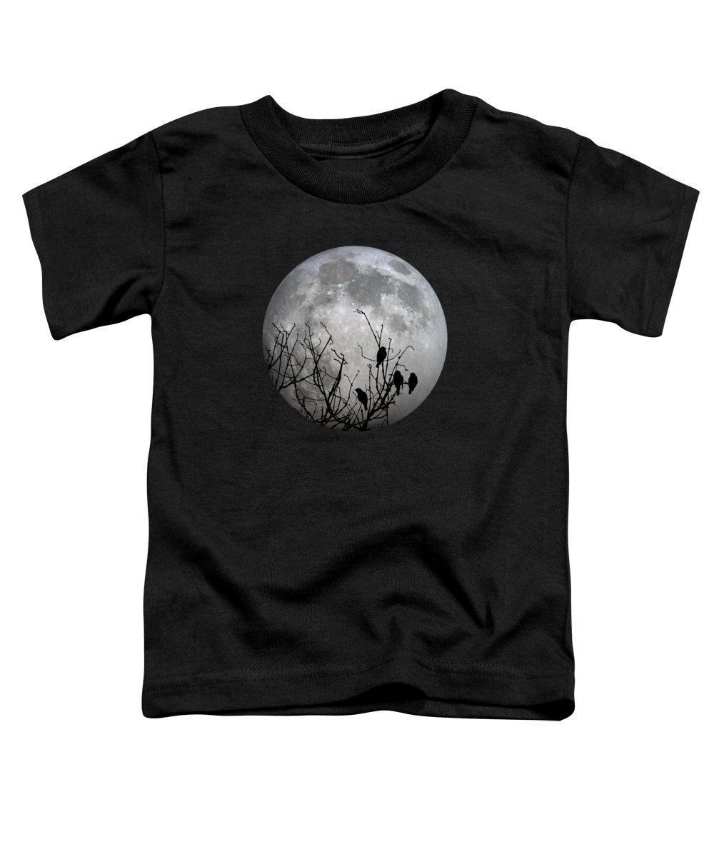 Harvest Moon Photographs Toddler T-Shirts