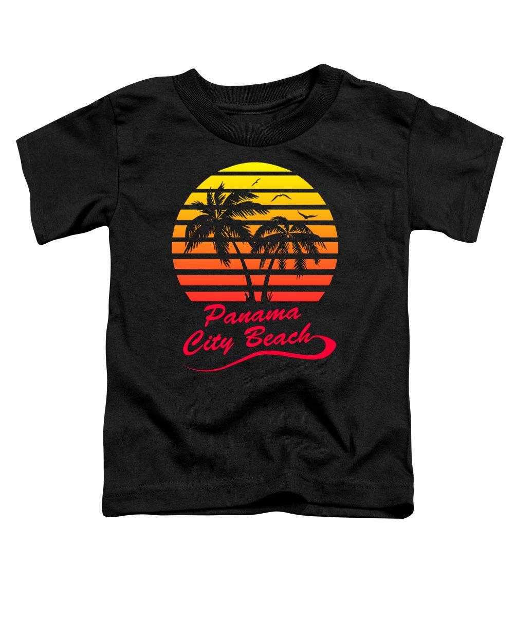 Panama Toddler T-Shirts