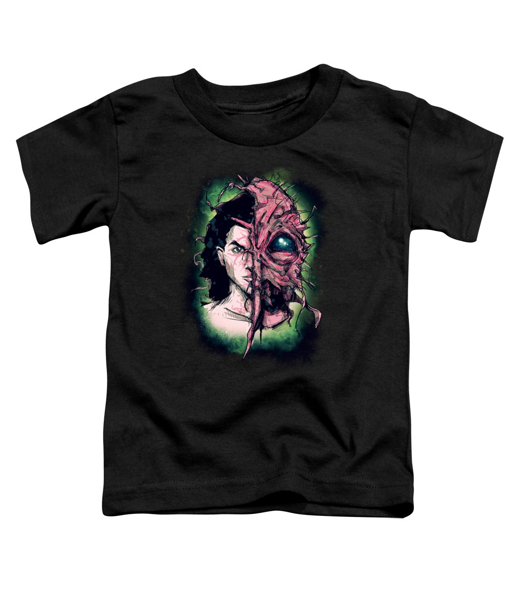Scifi Toddler T-Shirts